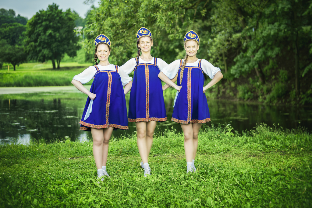 Rusiškas šokis - dovana staigmena
