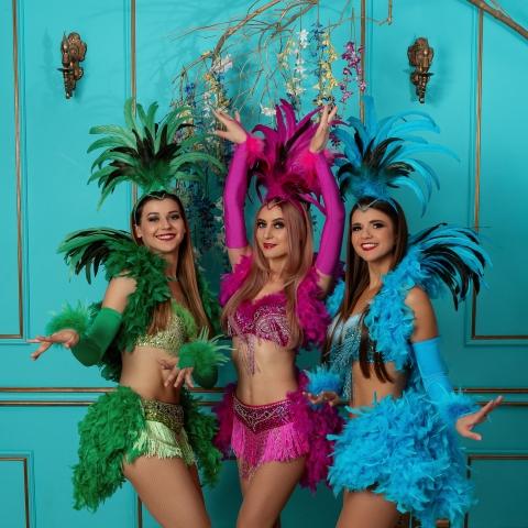 Braziliškas šokis