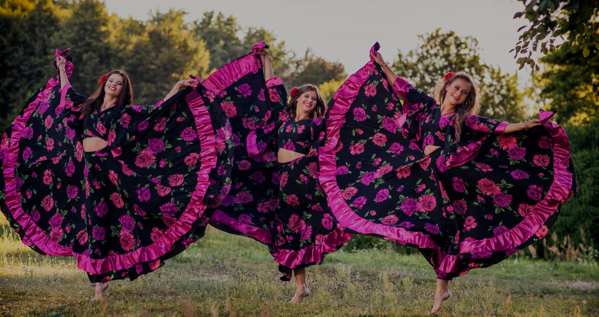 Dolce Vita čigoniškas šokis ir šokių šou programam vestuvėms, gimtadieniui, įmonių vakarėliams, kitoms šventėms bei renginiams